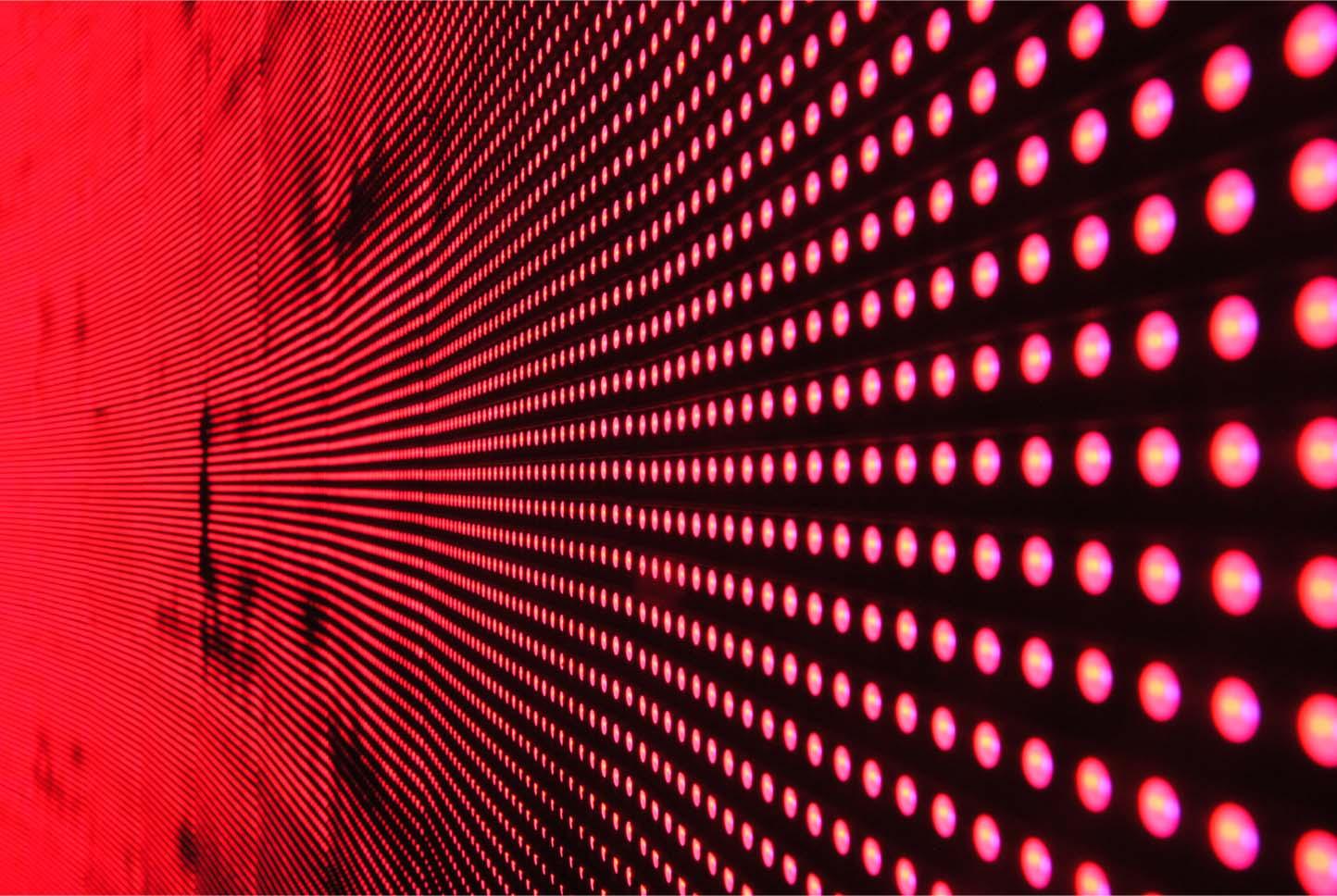 LED Screen image